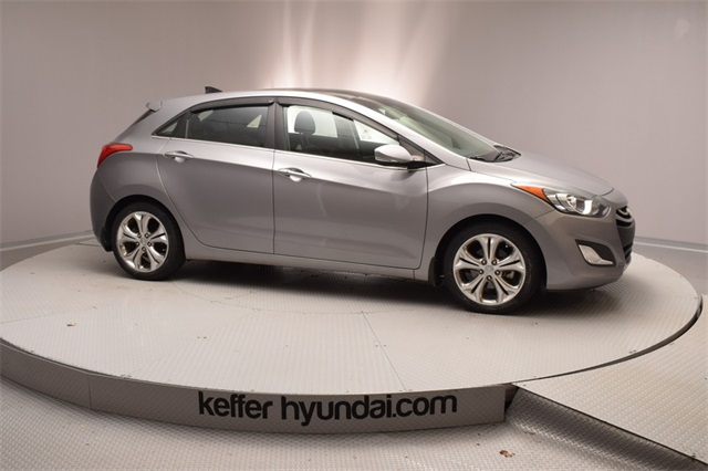 Certified Pre Owned 2014 Hyundai Elantra GT WStyle And Tech Package